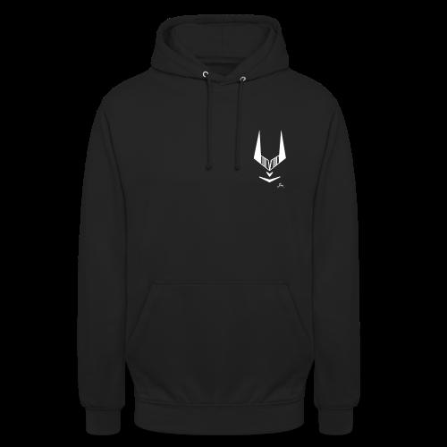 Hoodie Mask Noir - Sweat-shirt à capuche unisexe