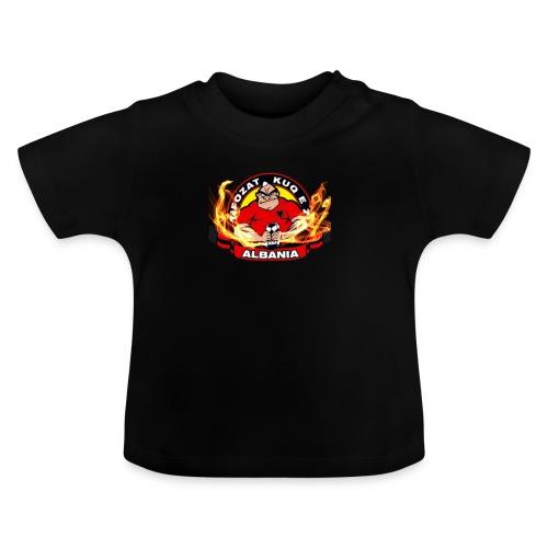 Tifozat Kuq e Zi- TЁ FLAKTЁT  - Baby T-Shirt