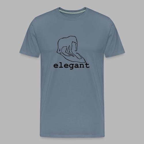 ts-02b-m - Männer Premium T-Shirt