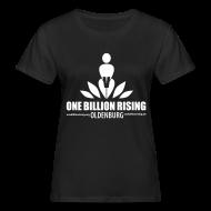 T-Shirts ~ Frauen Bio-T-Shirt ~ Oldenburg-Öko-Flock-w
