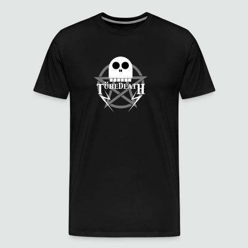 T-Shirt TübeDeath High Quality Herren - Männer Premium T-Shirt