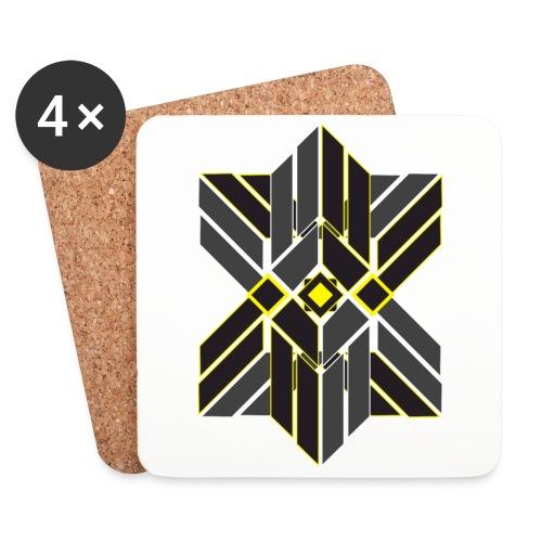 Coasters - Coasters (set of 4)