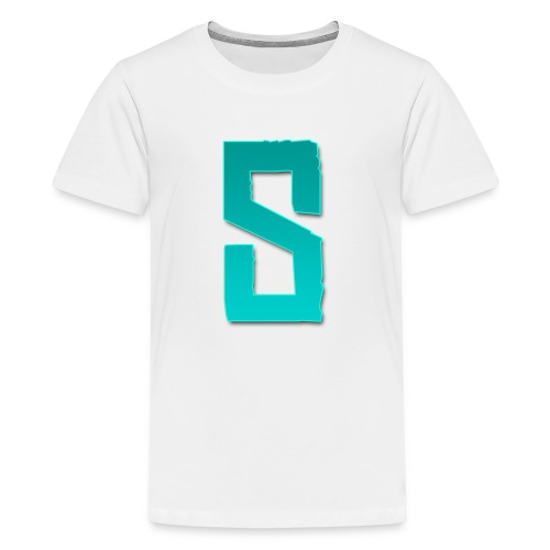 Sibren shirt (Tiener) - Teenage Premium T-Shirt