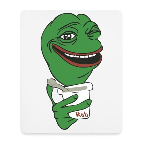 Tapis de souris Frog RAB - Tapis de souris (format portrait)