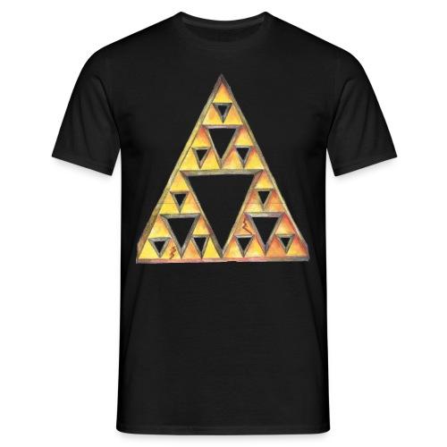 Ultra Triforce T-shirt (Male) - Men's T-Shirt