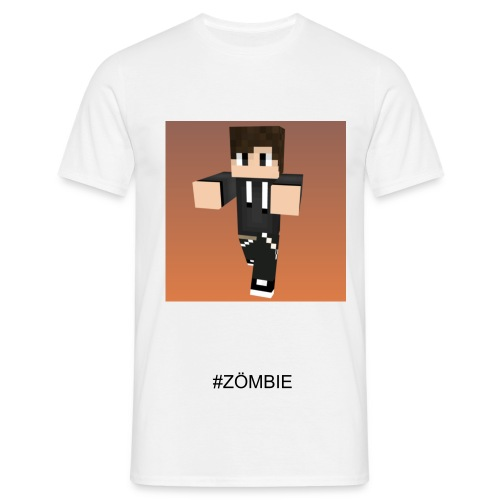 #ZÖMBIE T-Shirt - Men's T-Shirt