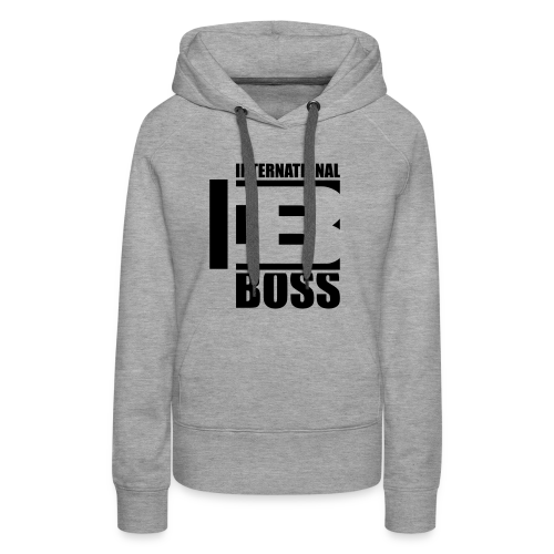 International Boss - Women's Premium Hoodie
