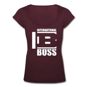 International Boss - Women's Scoop Neck T-Shirt