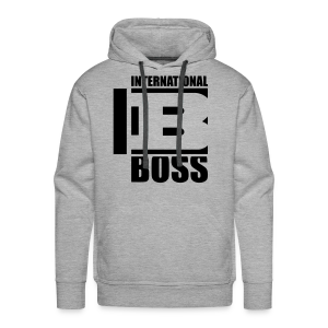 International Boss - Men's Premium Hoodie