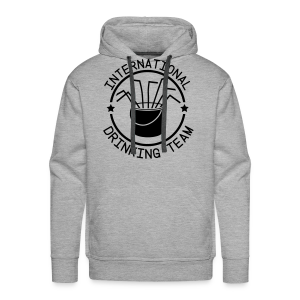 International Drinking Team - Men's Premium Hoodie