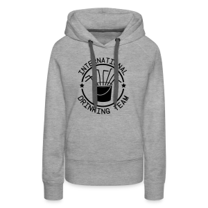 International Drinking Team - Women's Premium Hoodie