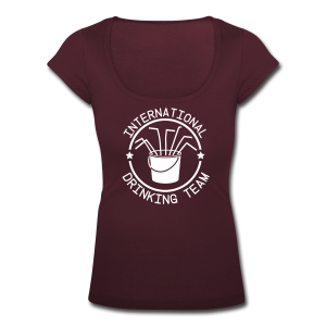 International Drinking Team - Women's Scoop Neck T-Shirt
