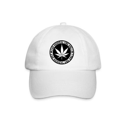 Marihuana - Baseballkappe