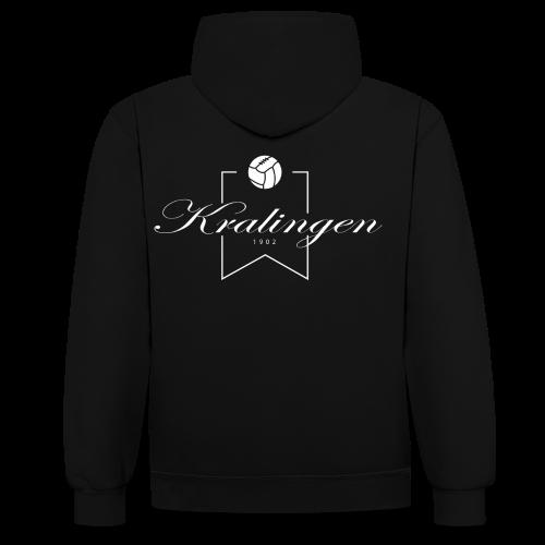 Kralingen 1902 casual - Contrast hoodie