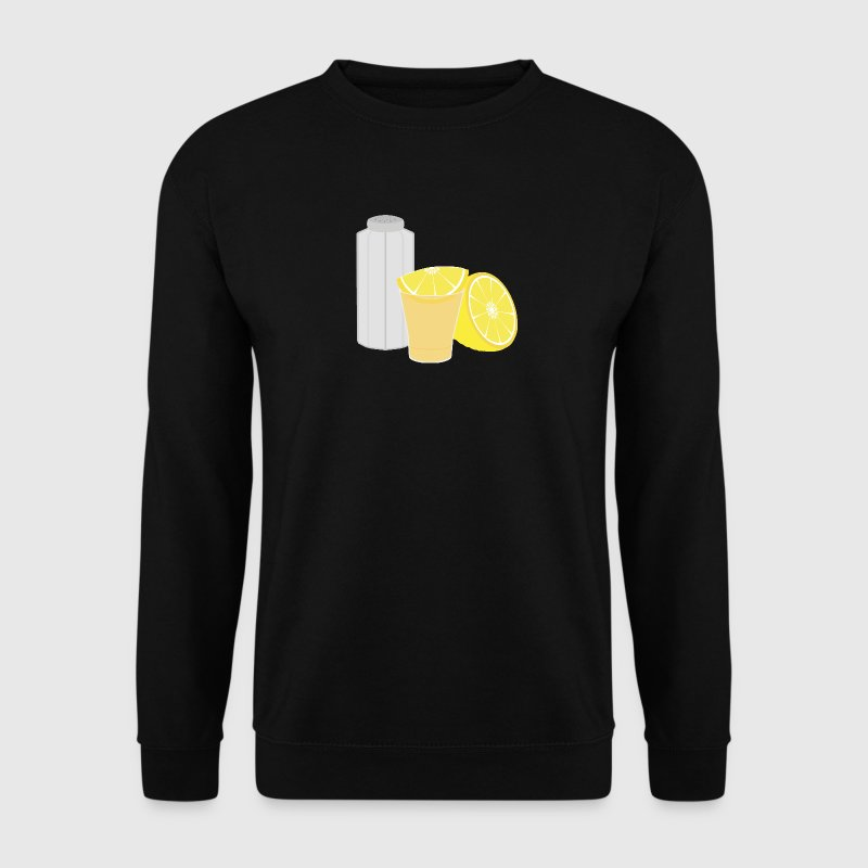 Sel, citron et tequila Sweat-shirts - Sweat-shirt Homme