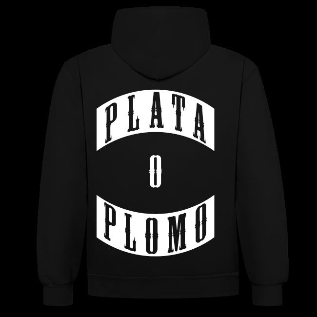 PLATA O PLOMO GANGMEMBER HOODIE