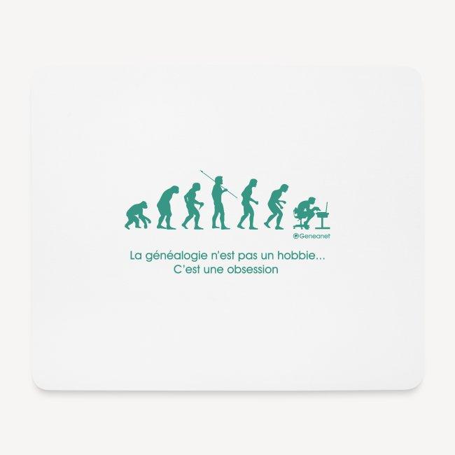 Tapis de souris - Evolution
