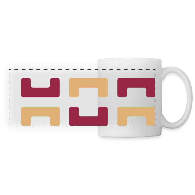 Hoa's wide mug