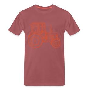 Traktor - Männer Premium T-Shirt