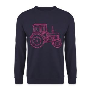 Traktor - Männer Pullover