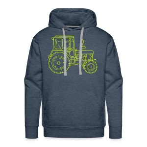 Traktor - Männer Premium Hoodie