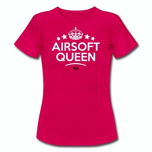 Airsoft Queen Shirt (Woman) - Frauen T-Shirt
