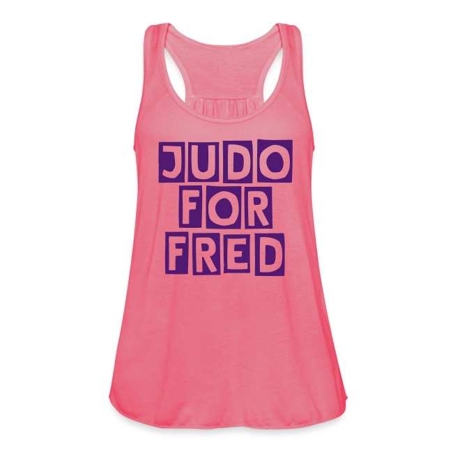 Judo for fred Singlet Dame