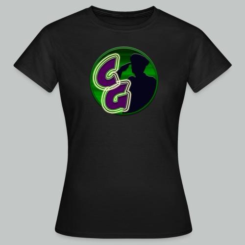 womans black Cormac shirt  - Women's T-Shirt