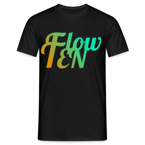 FlowTen Men's T-Shirt Beach Edition - Men's T-Shirt