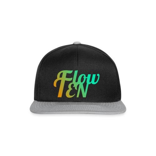 FlowTen Snapback Beach Edition - Snapback Cap