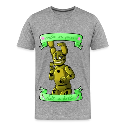 SPRINGTRAP - Men's Premium T-Shirt
