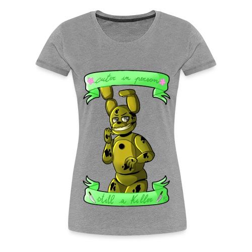 SPRINGTRAP - Women's Premium T-Shirt