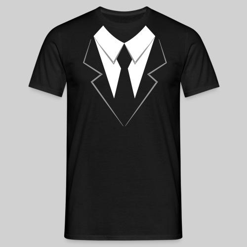 Gentleman Männer T-Shirt - Männer T-Shirt