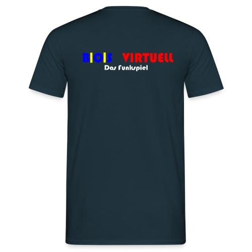 BOS virtuell - Tasse - Männer T-Shirt