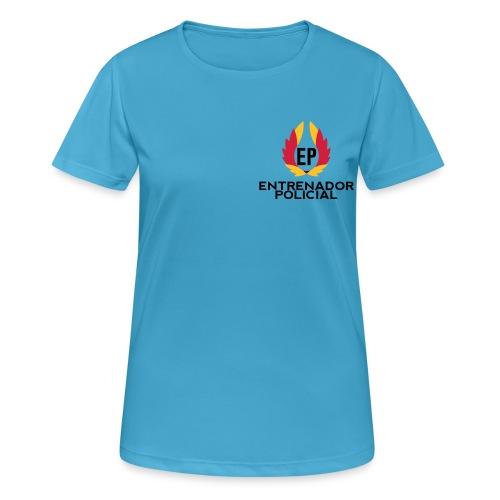Camiseta Deportiva Mujer Rosa - Camiseta mujer transpirable