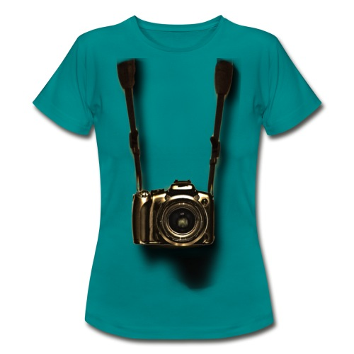Hanging Camera - Women's T-Shirt