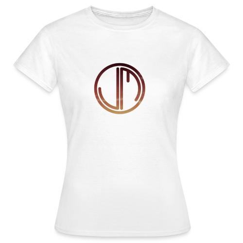JM Liftoff Orange Black W - Women's T-Shirt