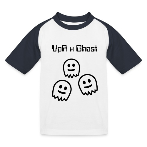 Kids VpR x Ghost Baseball T-Shirt - Kids' Baseball T-Shirt