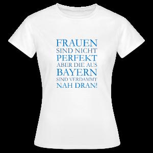 Die Frauen aus Bayern (Blau)