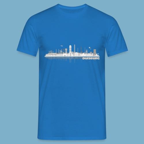 Duisburg Skyline - Männer T-Shirt
