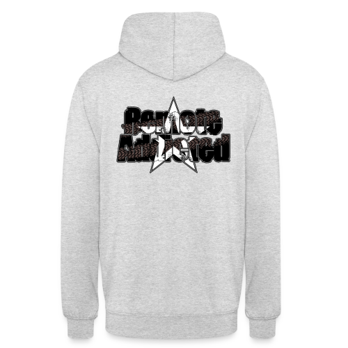 Remote Addicted Shadow Hood - Unisex Hoodie