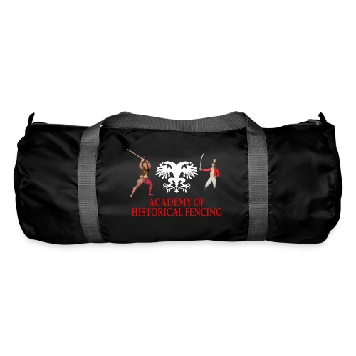 AHF Black Duffel Bag - Duffel Bag