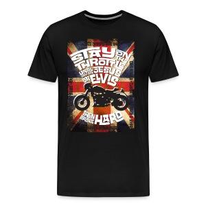 Kabes British Customs - Men's Premium T-Shirt
