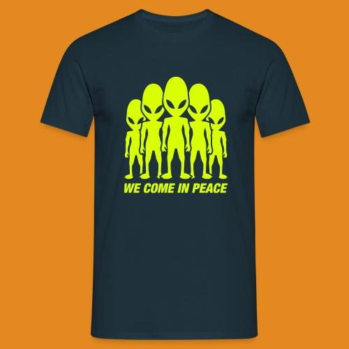 UFO - T-shirt Uomo - Maglietta da uomo