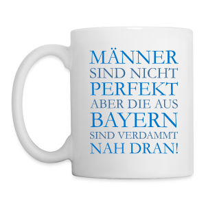 Die Männer aus Bayern (Blau)