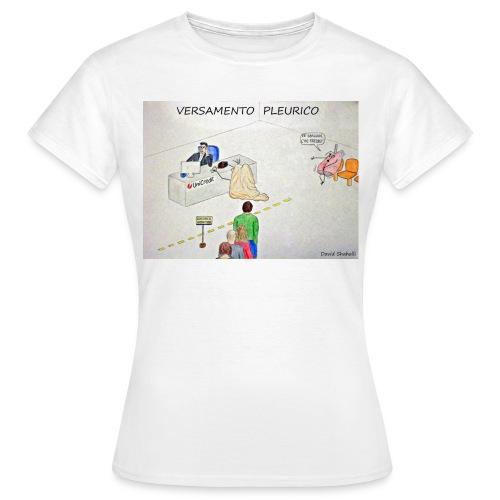 T-Shirt VERSAMENTO PLEURICO - Maglietta da donna