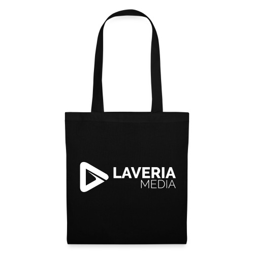 Laveria Media Tote Bag - Tote Bag
