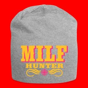 Milf hunter hat! - Jersey-beanie