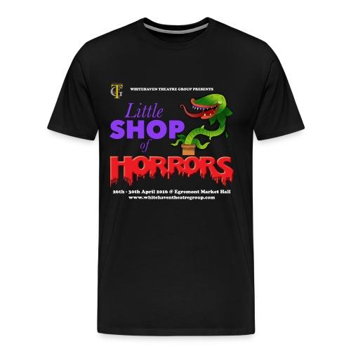 LSOH Mens T-Shirt with Name on back. - Men's Premium T-Shirt