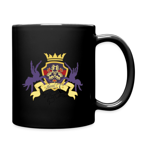 RoyalT Logo Mug - Full Colour Mug